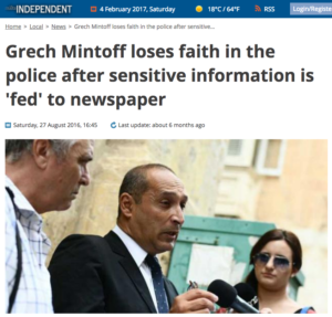 Ivan Mintoff Press Article 1