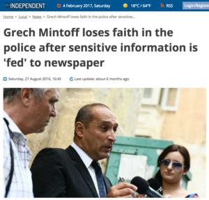 Ivan Mintoff Press Article 1
